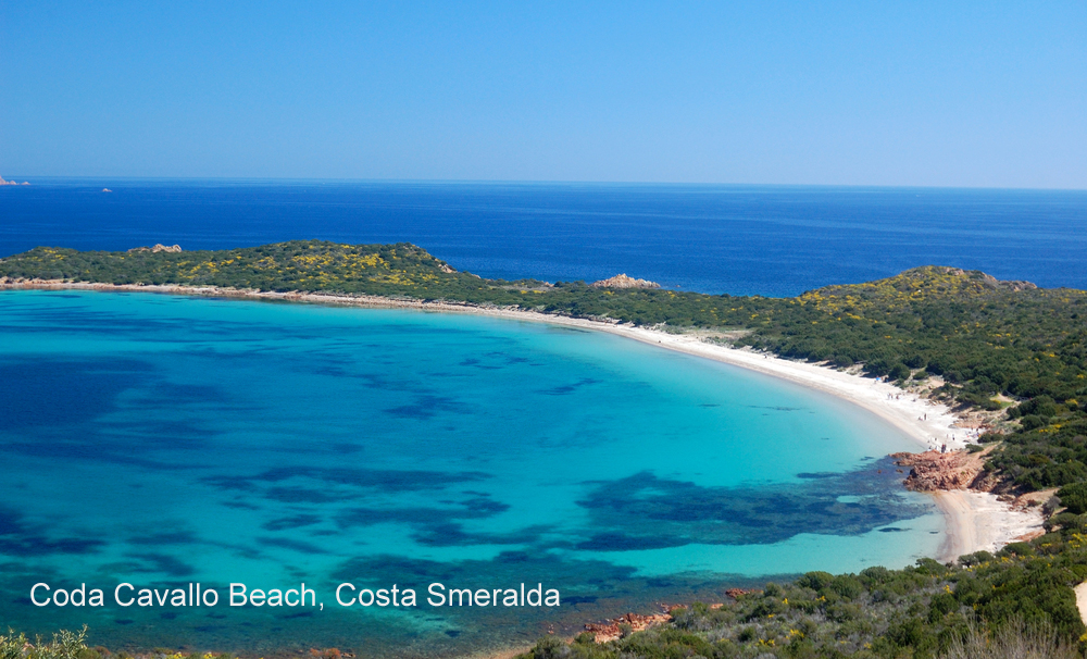 Your Sardinia and Corsica experience.